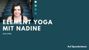 Yoga mit Nadine @ Stolzenhagen / Ponderosa Mini Studio auf dem Gut Stolzenhagen