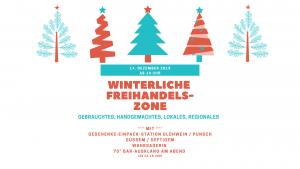 Winterliche Freihandelszone @ Gut Stolzenhagen