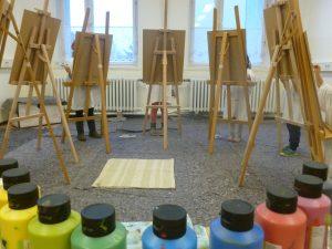 Farbspiel für Kinder in Angermünde @ Angermünde AHA Projekthaus